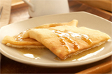 Maple Butter Crepes