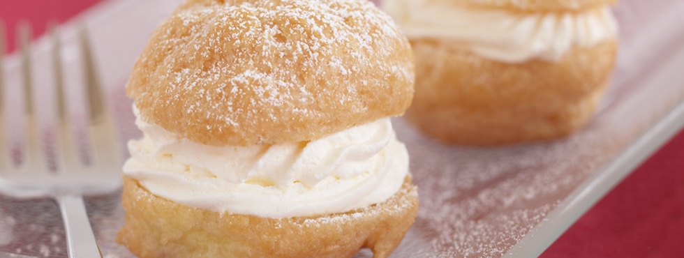 Cream puffs | Recipes