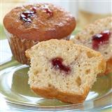 Jam Swirl Muffins