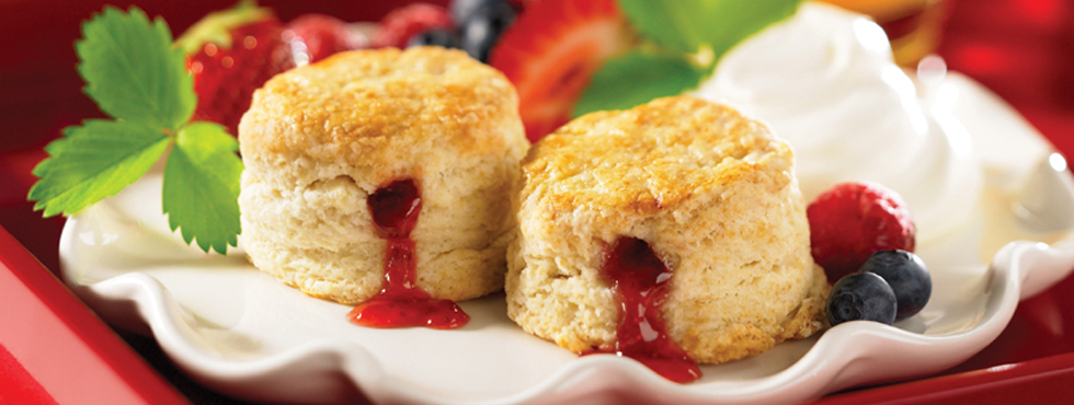 ... biscuits chili powder baking powder biscuits with quick strawberry jam