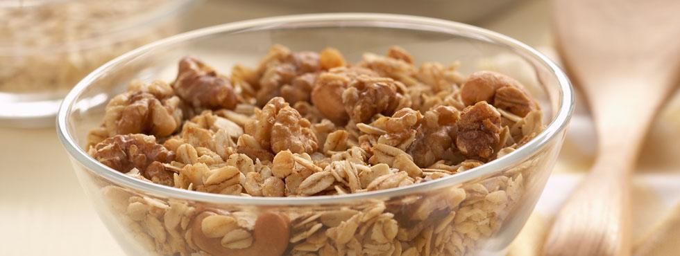 Maple Walnut Granola | Recipes