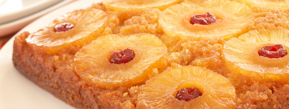 Classic Pineapple Upside Down Cake | Recipes