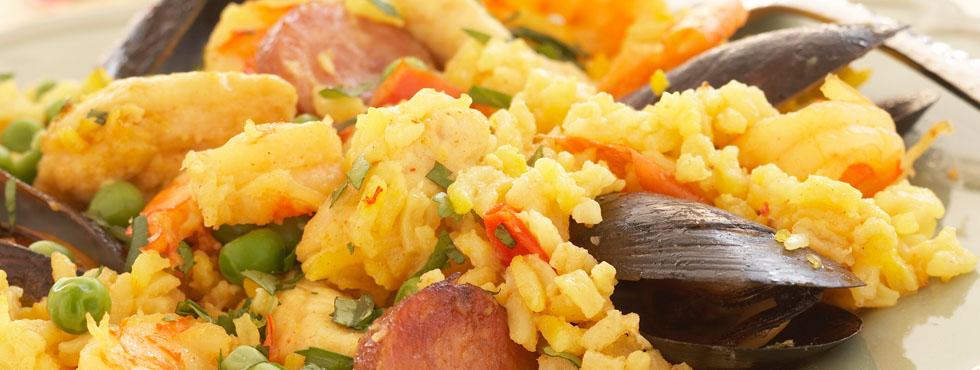 Paella | Recipes
