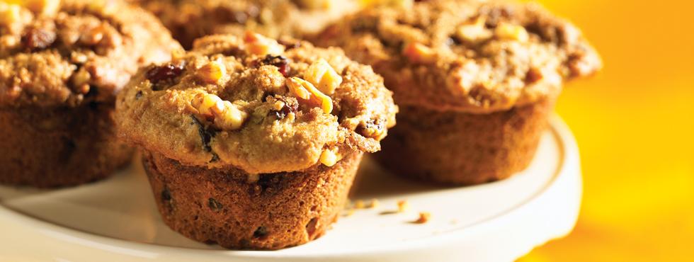 Raisin Coffeecake Muffins | Recipes