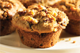 Raisin Coffeecake Muffins
