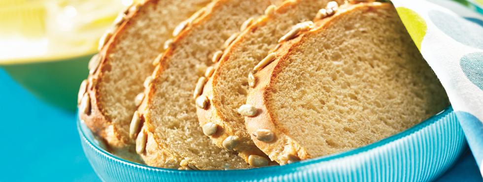 Easy No-Knead Bread | Recipes