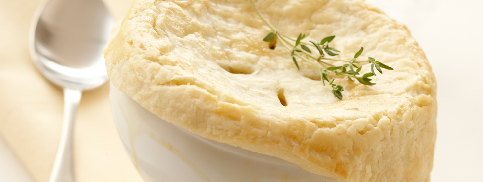 Chicken Pot Pie with Canola Oil Pastry | Recipes