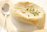Chicken Pot Pie with Canola Oil Pastry