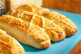 Pull Apart Parmesan Bread