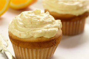 Orange Butter Icing