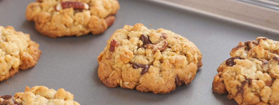 Krispie Oatmeal Cookies | Recipes
