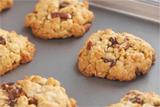 Krispie Oatmeal Cookies