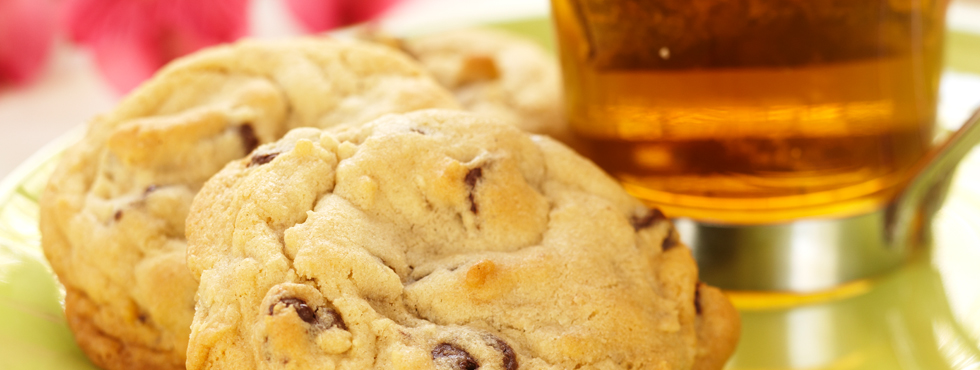 Chewy Chocolate Chip Cookies | Recipes