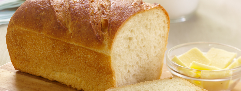 Basic White Bread – Small Loaf | Recipes