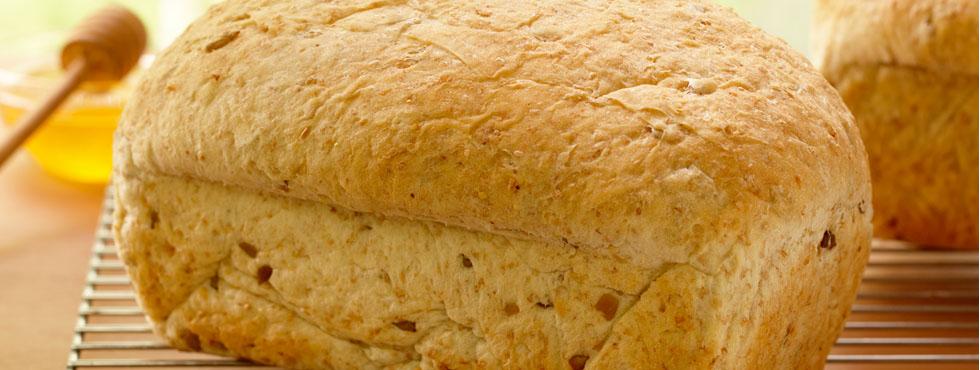 Honey Sunflower Loaf | Recipes
