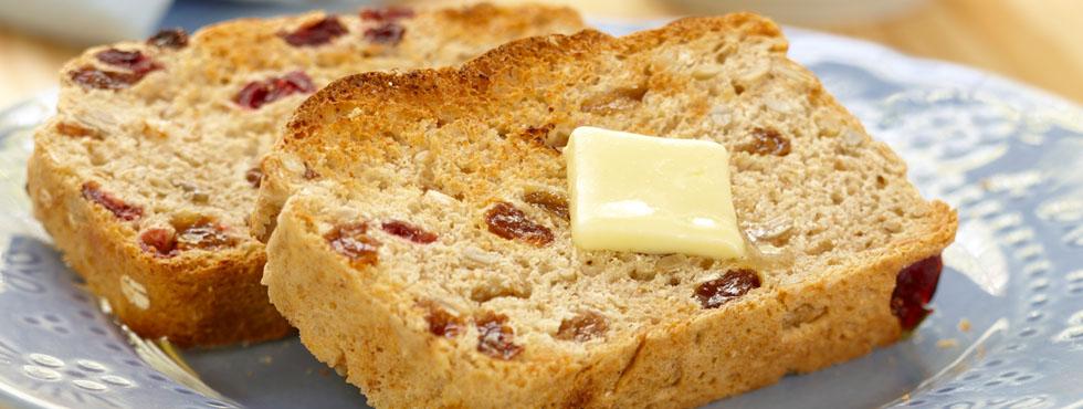 Müesli Bread | Recipes