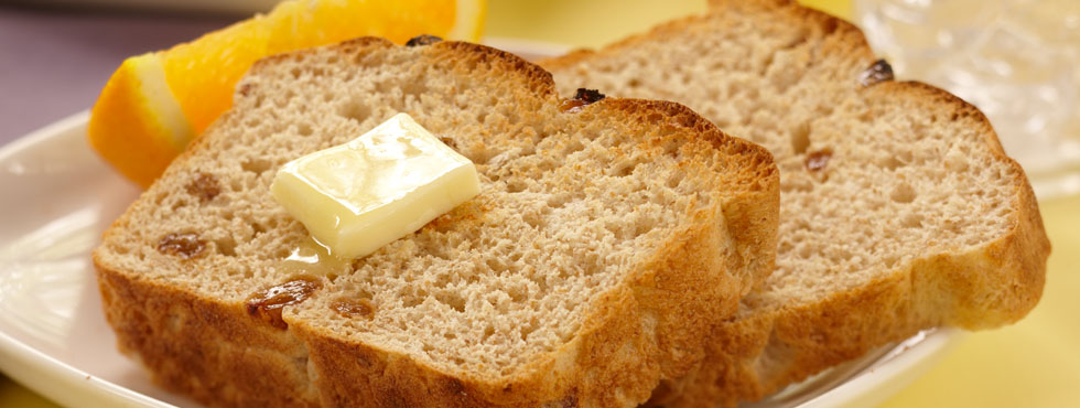 Multigrain Raisin Bread | Recipes
