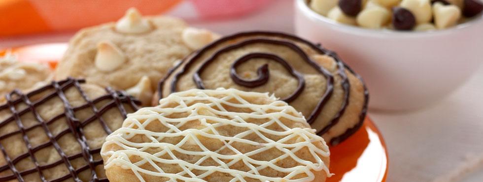White Chip Orange Rounds | Recipes