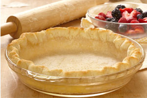 Tender Single-Crust Pastry