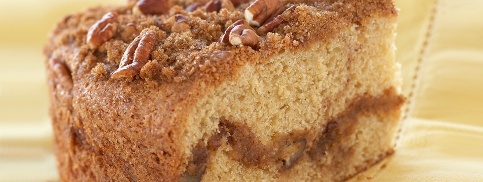 Sour Cream Coffee Cake | Recipes