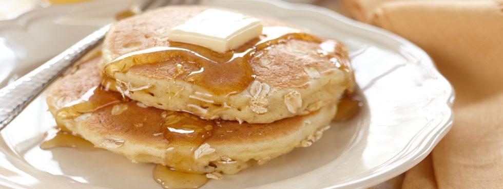 Oat Pancakes | Recipes