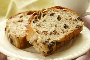 Cinnamon Raisin Bread – Small Loaf