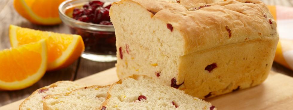 Cranberry Orange Bread – Small Loaf | Recipes