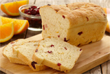 Cranberry Orange Bread - Small Loaf