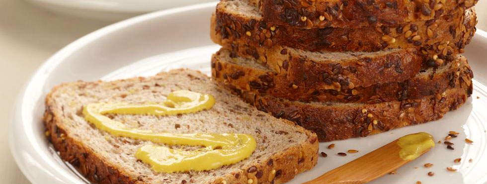 Flax Seed Bread – Small Loaf   Recipes