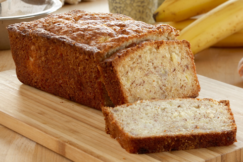 Pineapple Banana Loaf