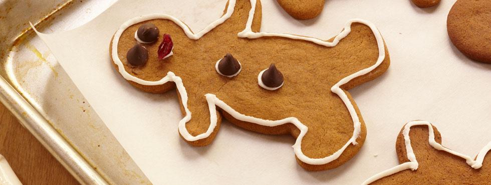 Gingerbread Men | Recipes