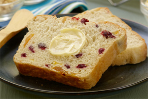 Cranberry Apricot Almond Bread – Small Loaf