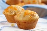 Apple n Cheddar Muffins