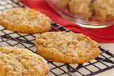 Coconut Honey Crunchies