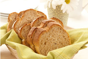 Rustic Brown Bread – Small Loaf