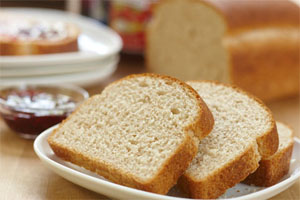 Whole Wheat Bread – Small Loaf