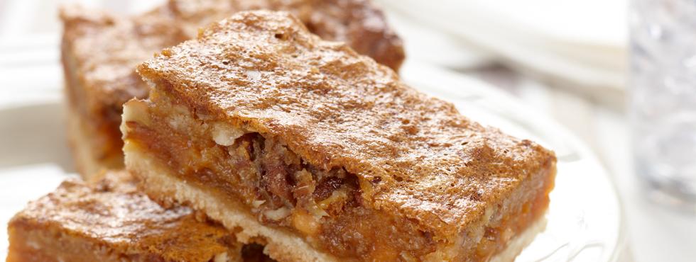 Butterscotch Nut Bars | Recipes