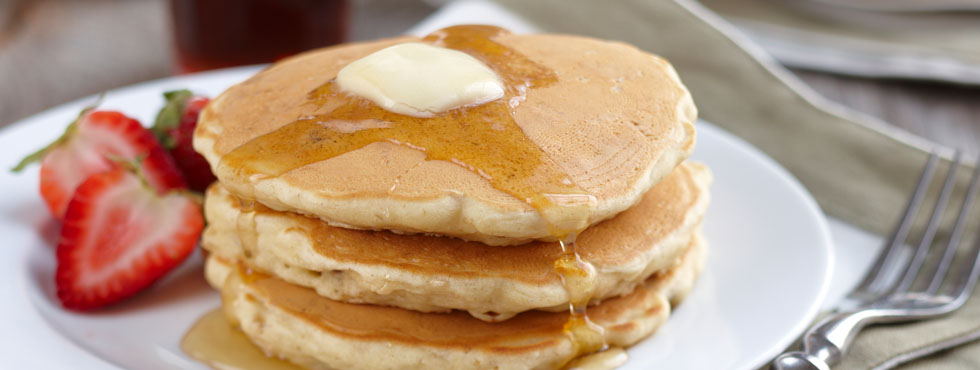 Overnight Oatmeal Pancakes | Recipes