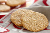Sesame Snap Wafers