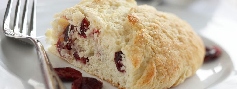 Cranberry Scones | Recipes