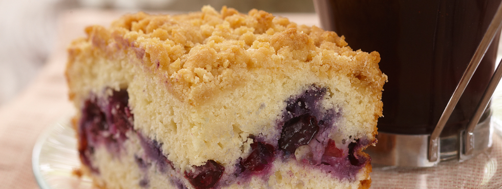 Blueberry Coffee Cake | Recipes