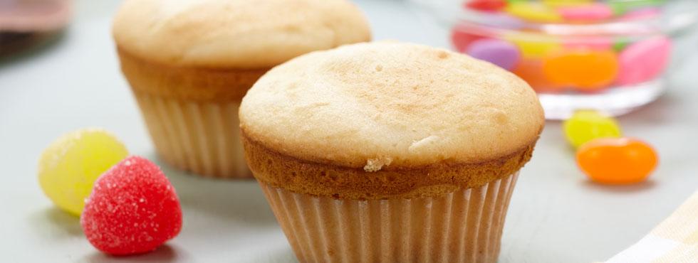 White Cupcakes | Recipes