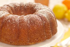 Sunny Citrus Pound Cake