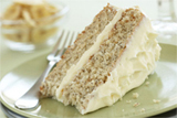 Banana Cake With Cream Cheese Icing