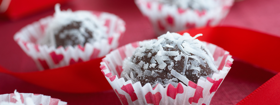 Coconut Chocolate Delights | Recipes
