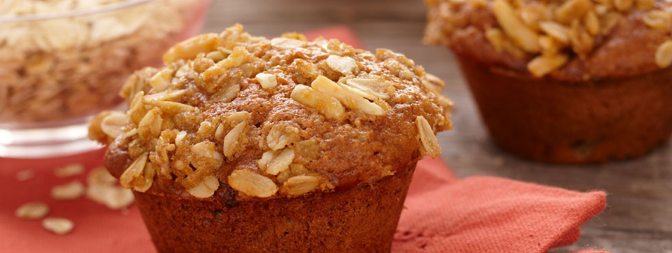 Fig and Apple Muffins | Recipes