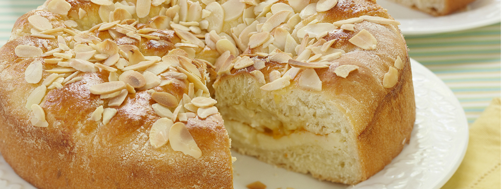 Apricot Cheese Coffee Cake | Recipes
