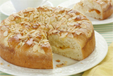 Apricot Cheese Coffee Cake