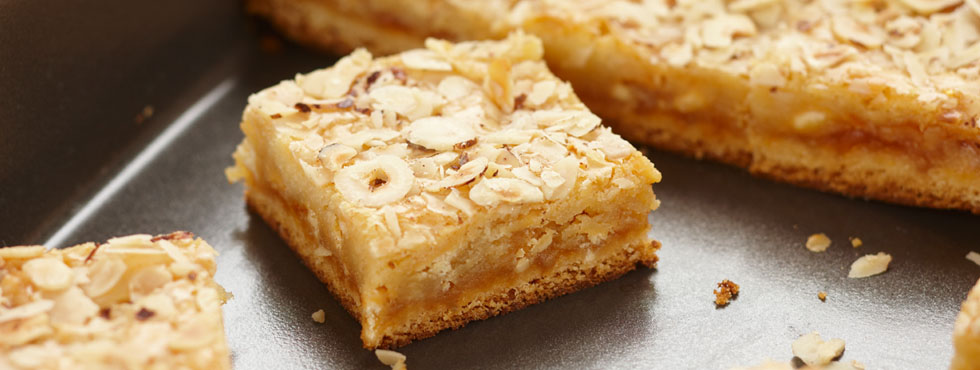 White Chocolate Apricot Squares | Recipes