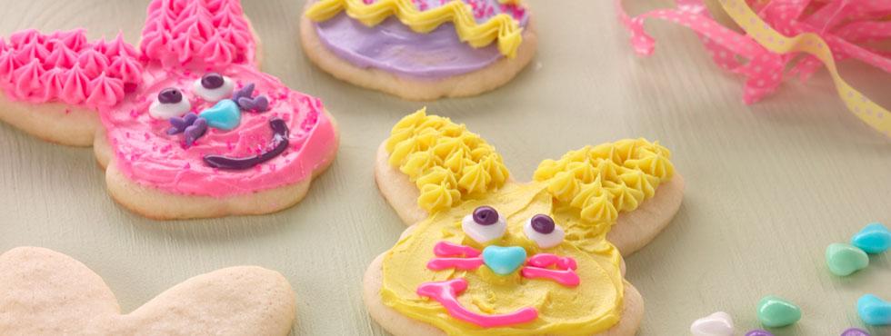 Easter Sugar Cookies | Recipes